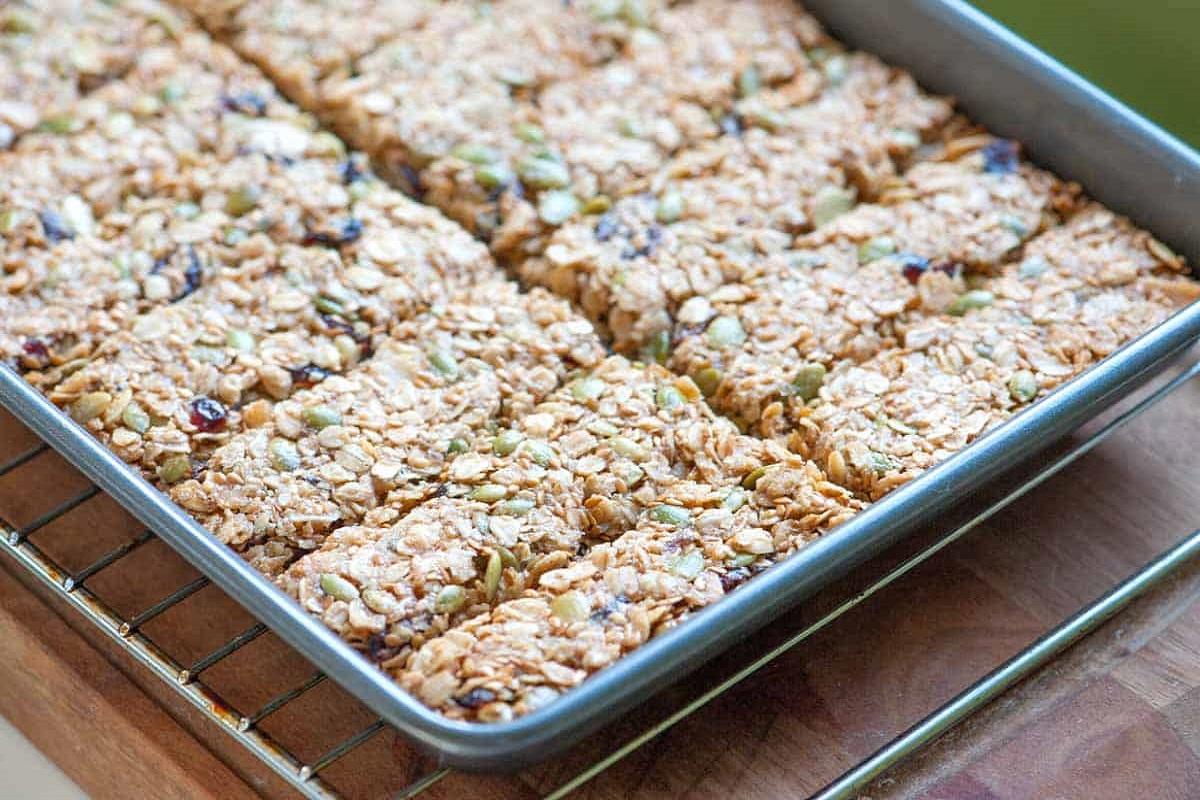 Granola Breakfast Bar