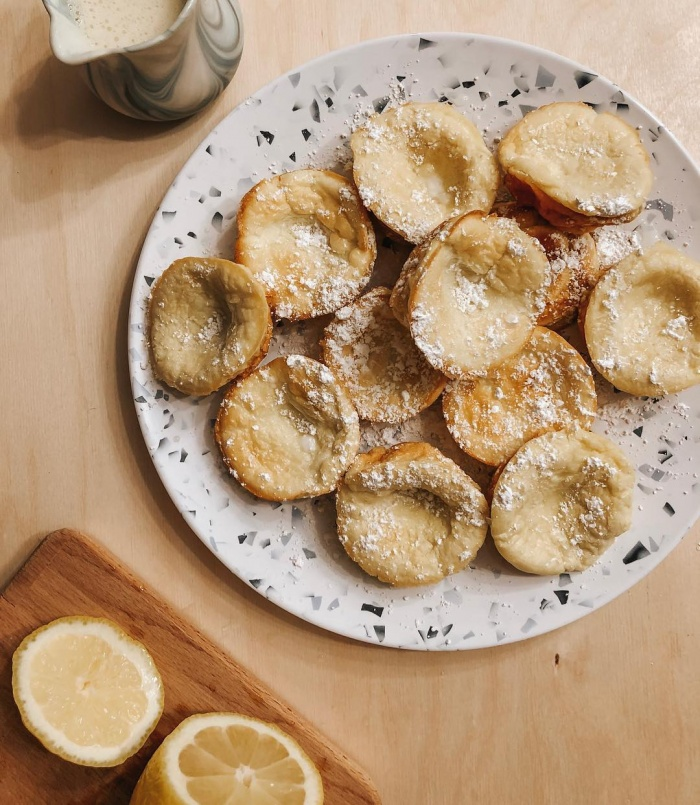 Tasty Muffin Tin Recipes Mini German pancakes