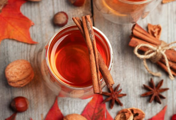 Hot Maple Apple Cider