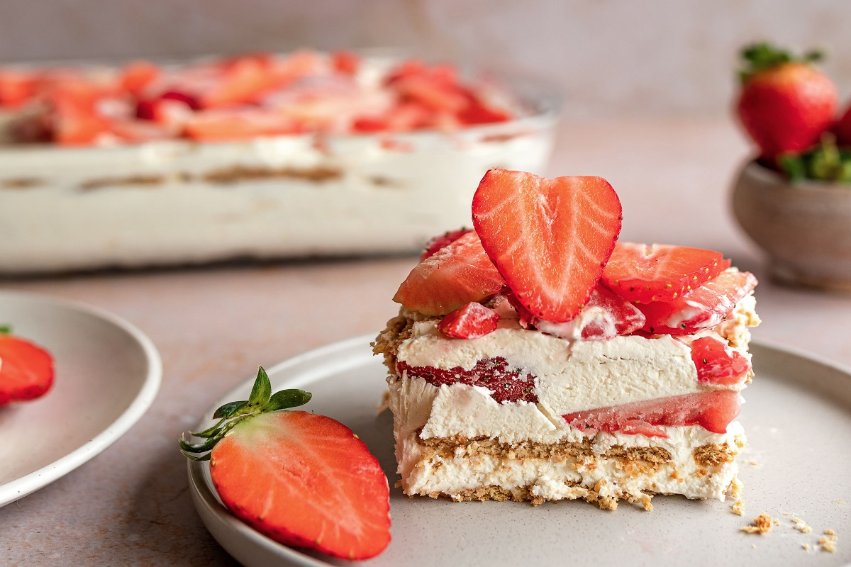 5 Strawberry Desserts to Help You Beat the Heat