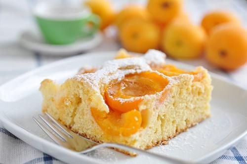 Apricot filling
