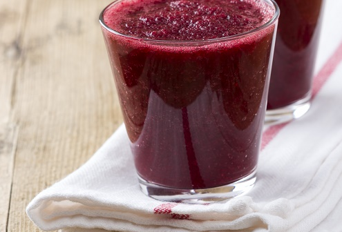Beet Orange Ginger Smoothie