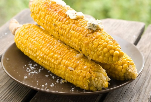 Chile lime corn