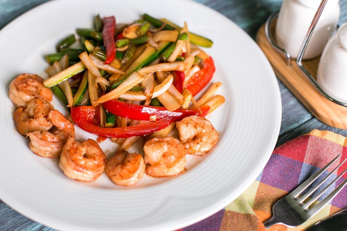 Easy-Peel Shrimp