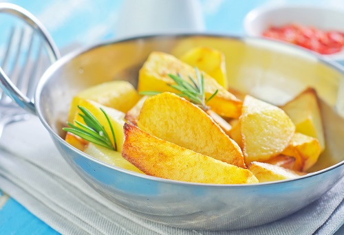 Grilled Potato Recipes