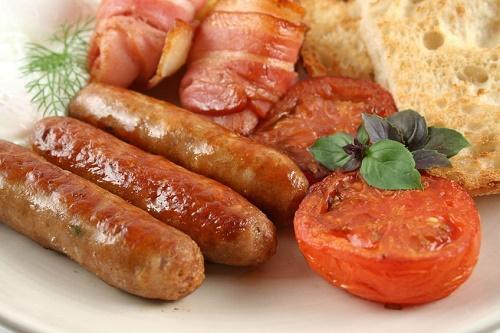 Honey Dijon summer sausage