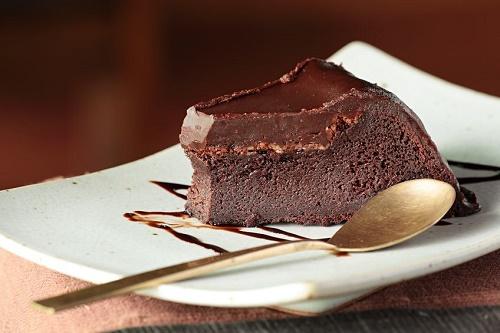 Hot chocolate fudge cakes