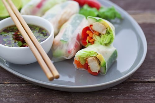 10 Incredible Summer Roll Recipes