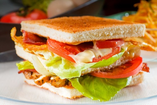 Summer Sandwich Recipes