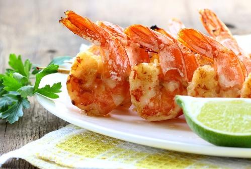 Summer Shrimp Recipes