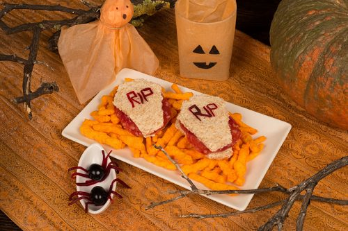 Halloween bites