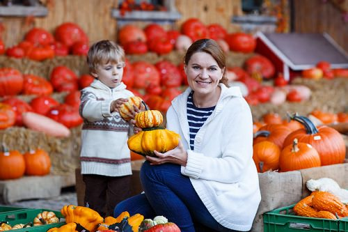 The Best Part of Fall? Improving Diet and Nutrition with Fall Veggies