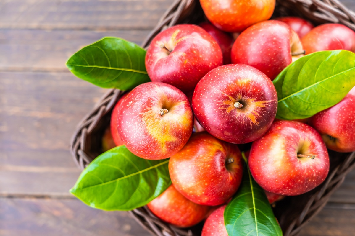5 Reasons Your Child Should Eat an Apple a Day