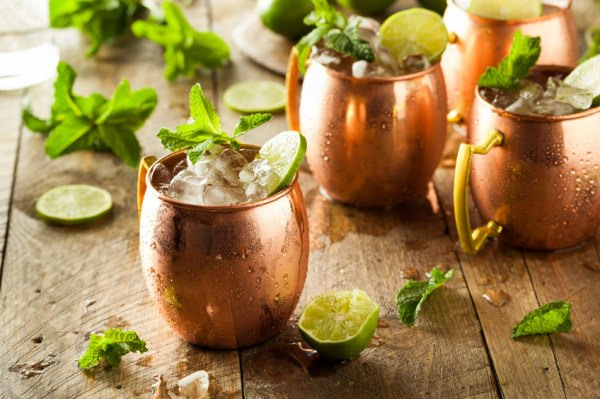 Moscow Mule Recipes to Die for