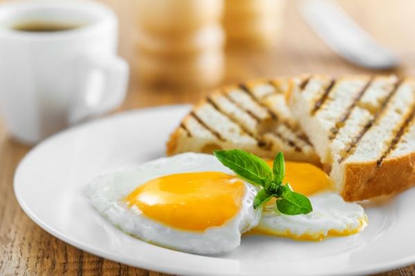 Egg yolks