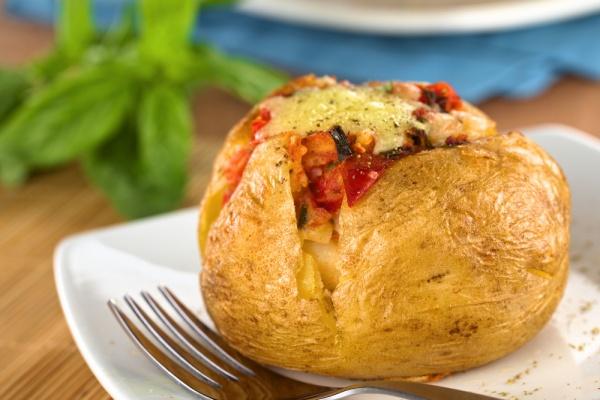 Fall-Inspired Baked Potato Recipes