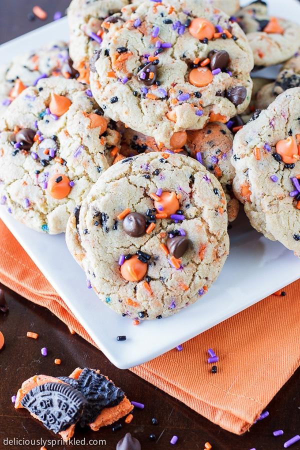 oreo funfetti cookies