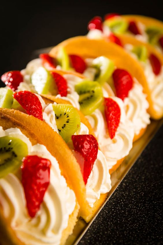 Fruit Tacos