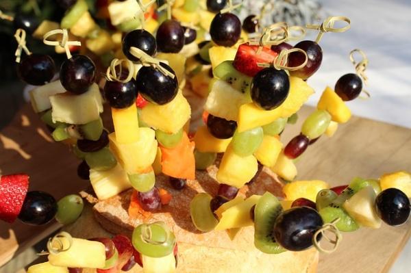 Fun Fruit Skewer Ideas