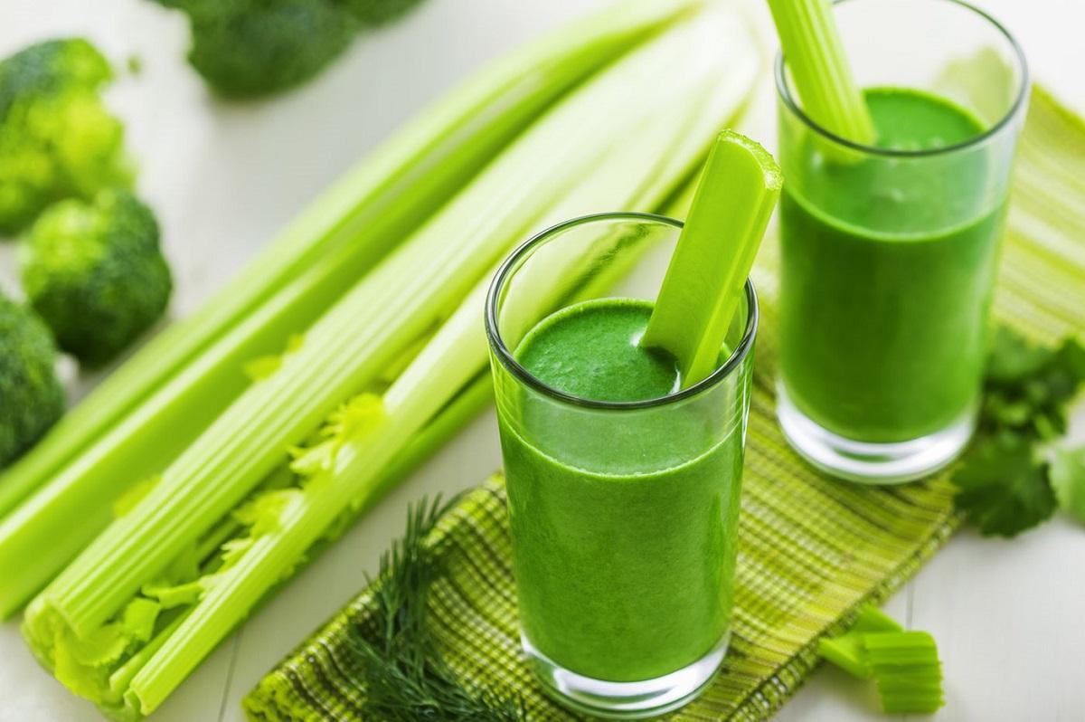9 Crazy Good Healing Benefits of Celery Juice