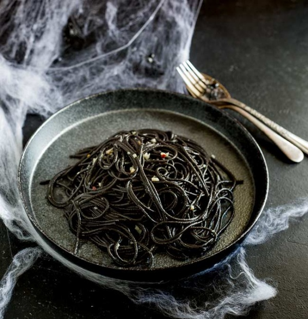 Witches Hair Pasta