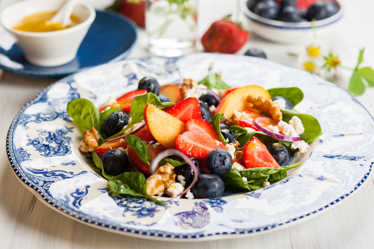 10 Amazing Summer Spinach Recipes