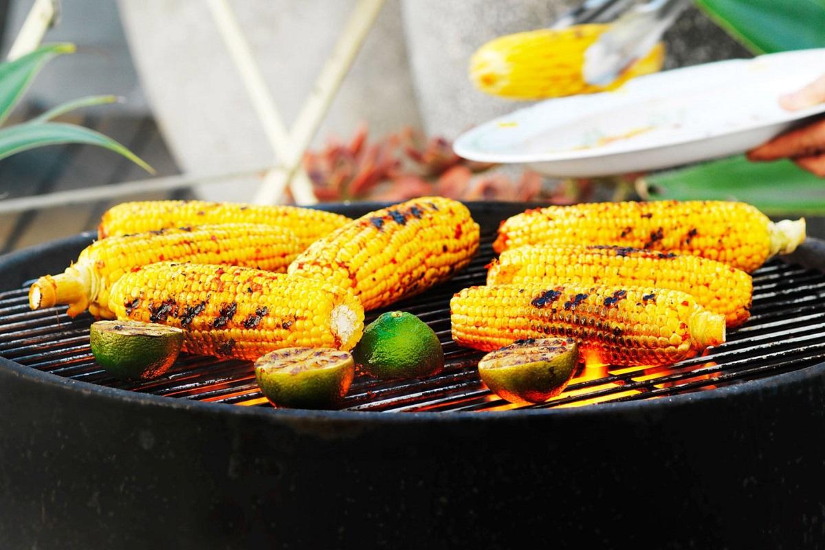 Chile lime corn