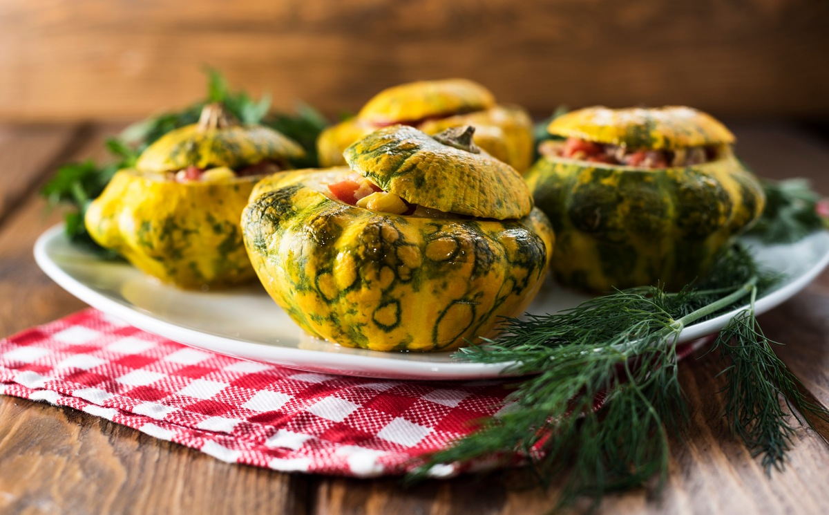 7 Non-Traditional Thanksgiving Side Dishes - Stuffed squash