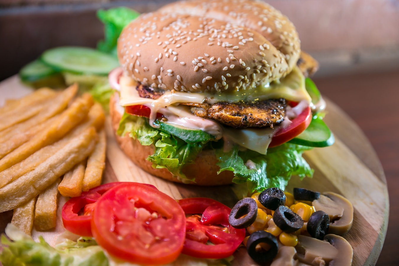 10 Healthy Burger Recipes