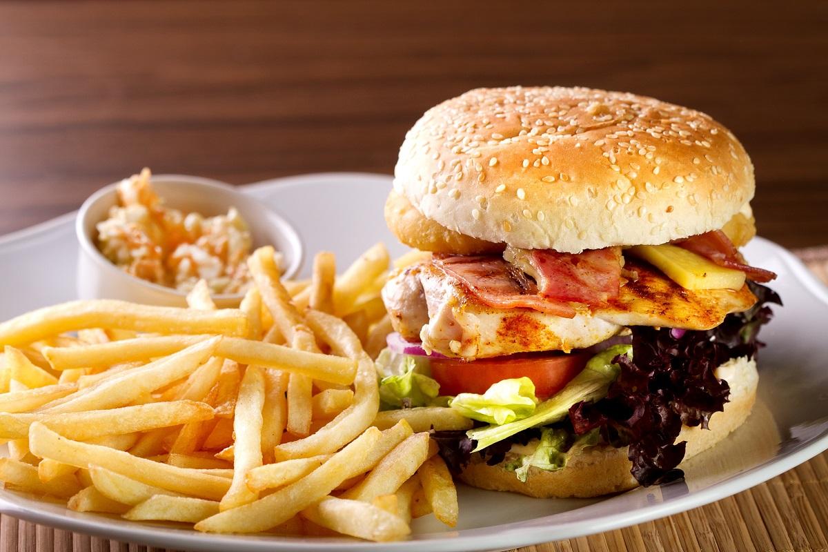 Herbed Beef Burger