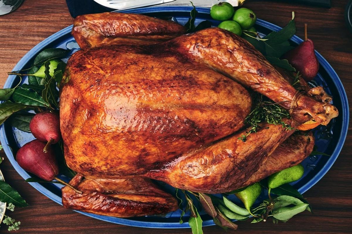 Brine Is the Secret to a Moist, Flavorful Turkey