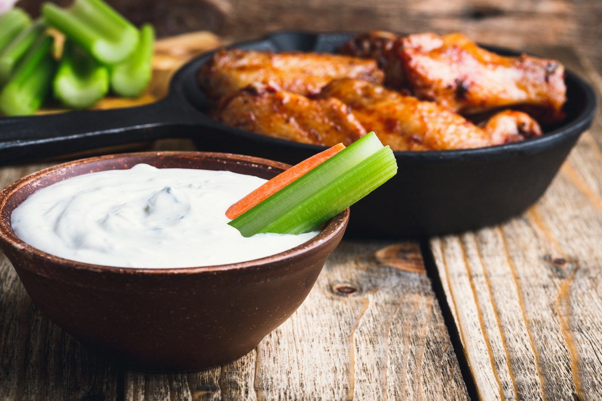 Creamy Onion Dipping Sauce