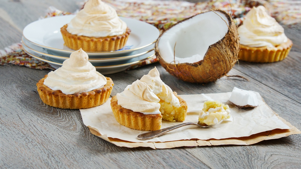 Recipe for Coconut Whipped Cream