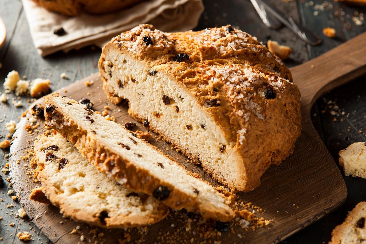 Recipe for Cinnamon Raisin Bread