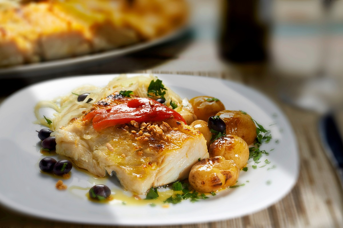 Recipe for Cod En Papillote