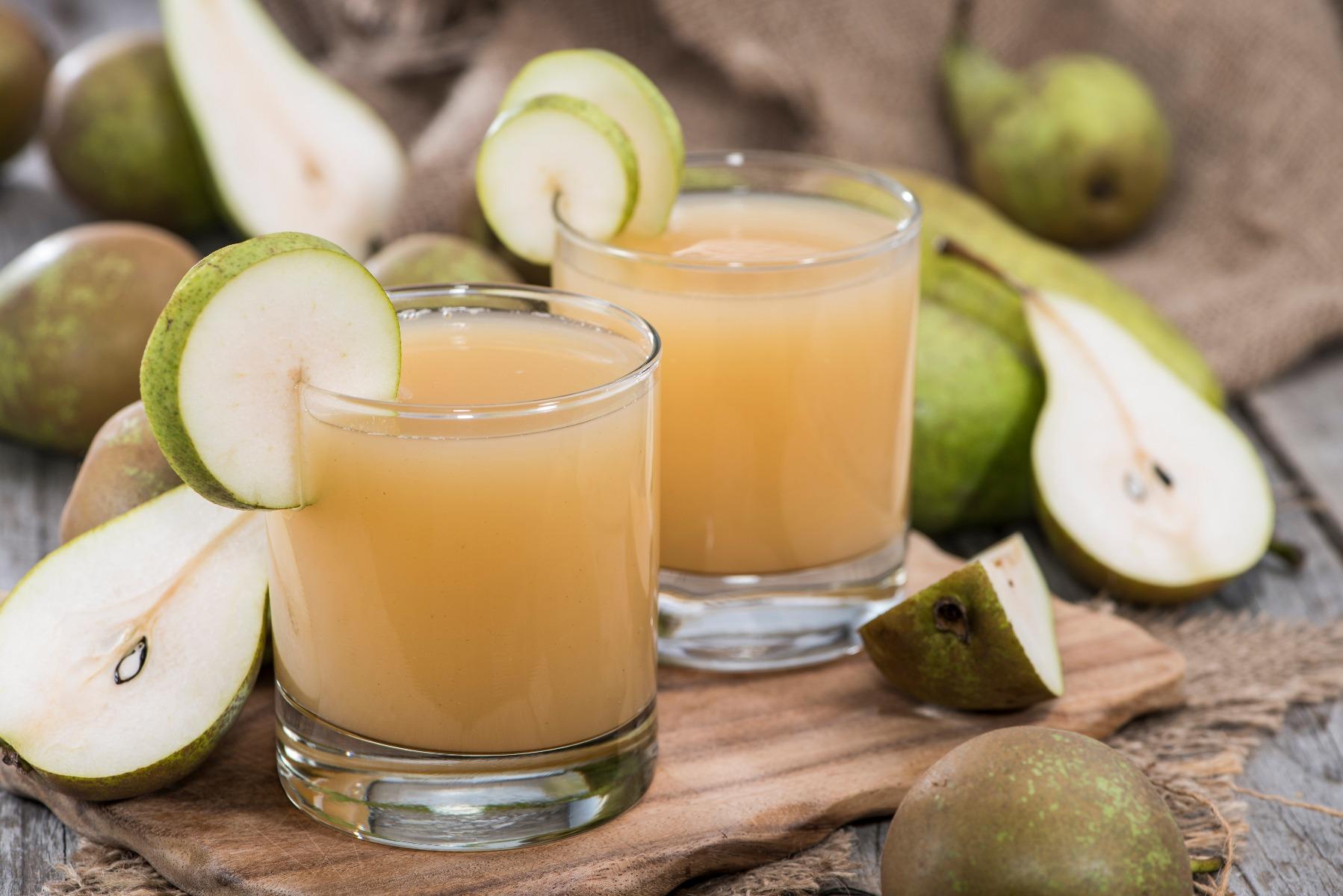 Vanilla Pear Cocktail