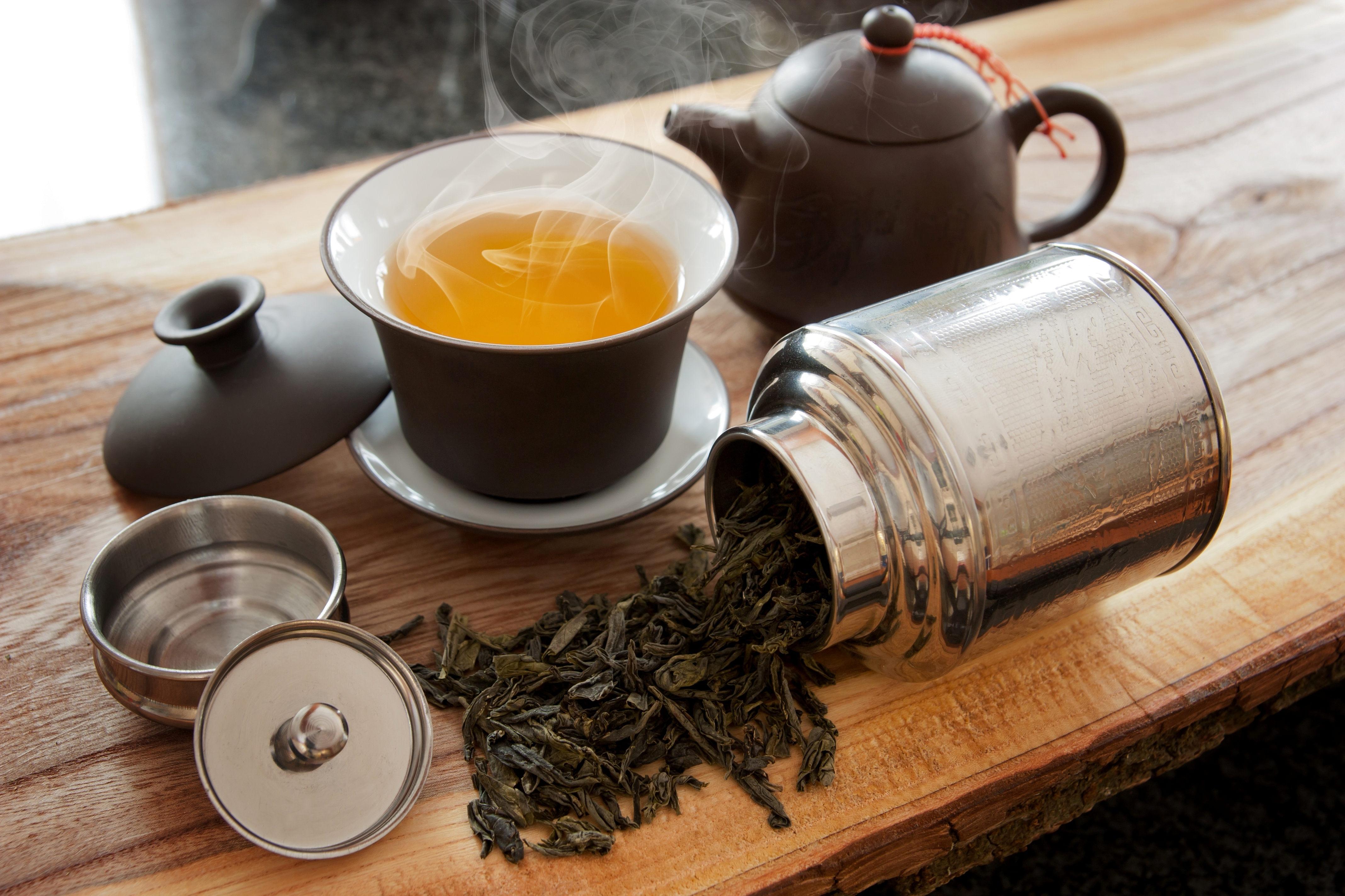 6 Types of Tea and Their Health Benefits