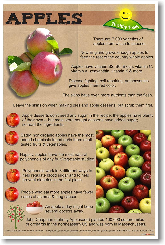 Apples - Healthy Foods