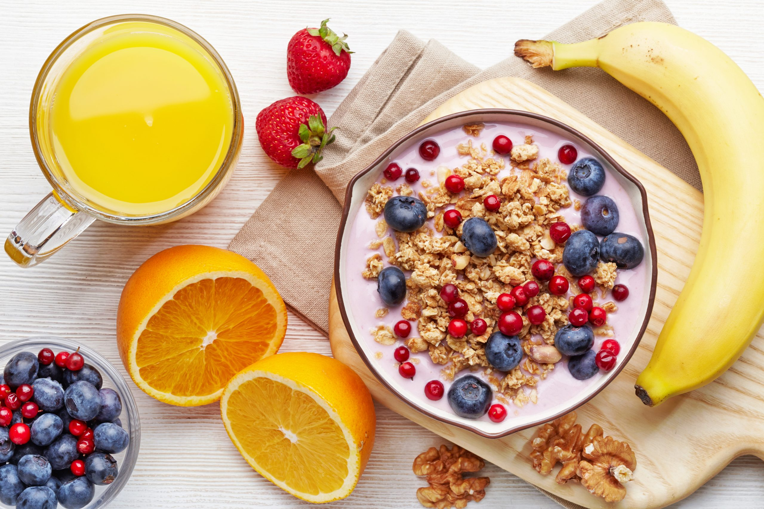 The Importance of Breakfast (20 Infographics)
