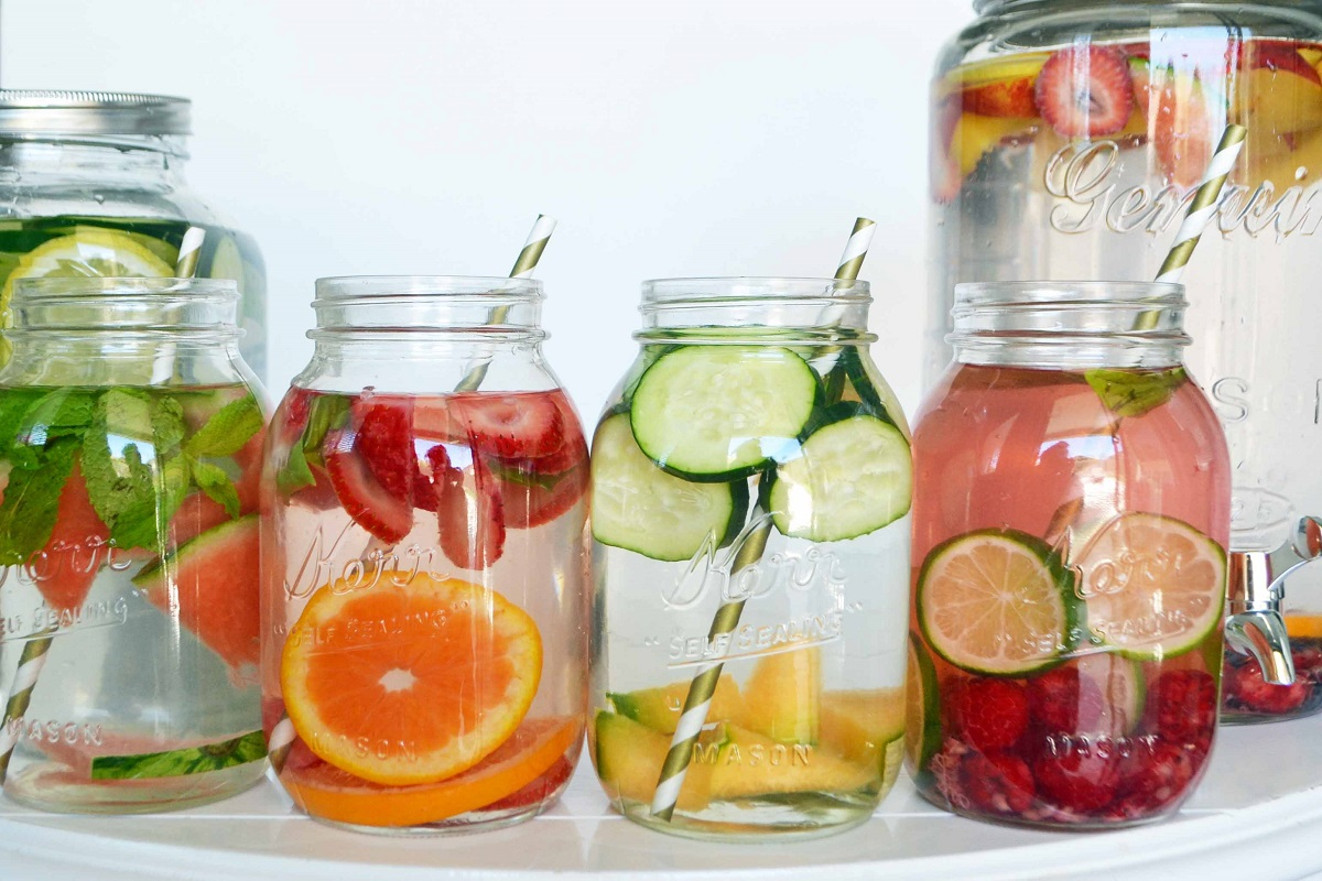 5 Easy Infused Water Recipes