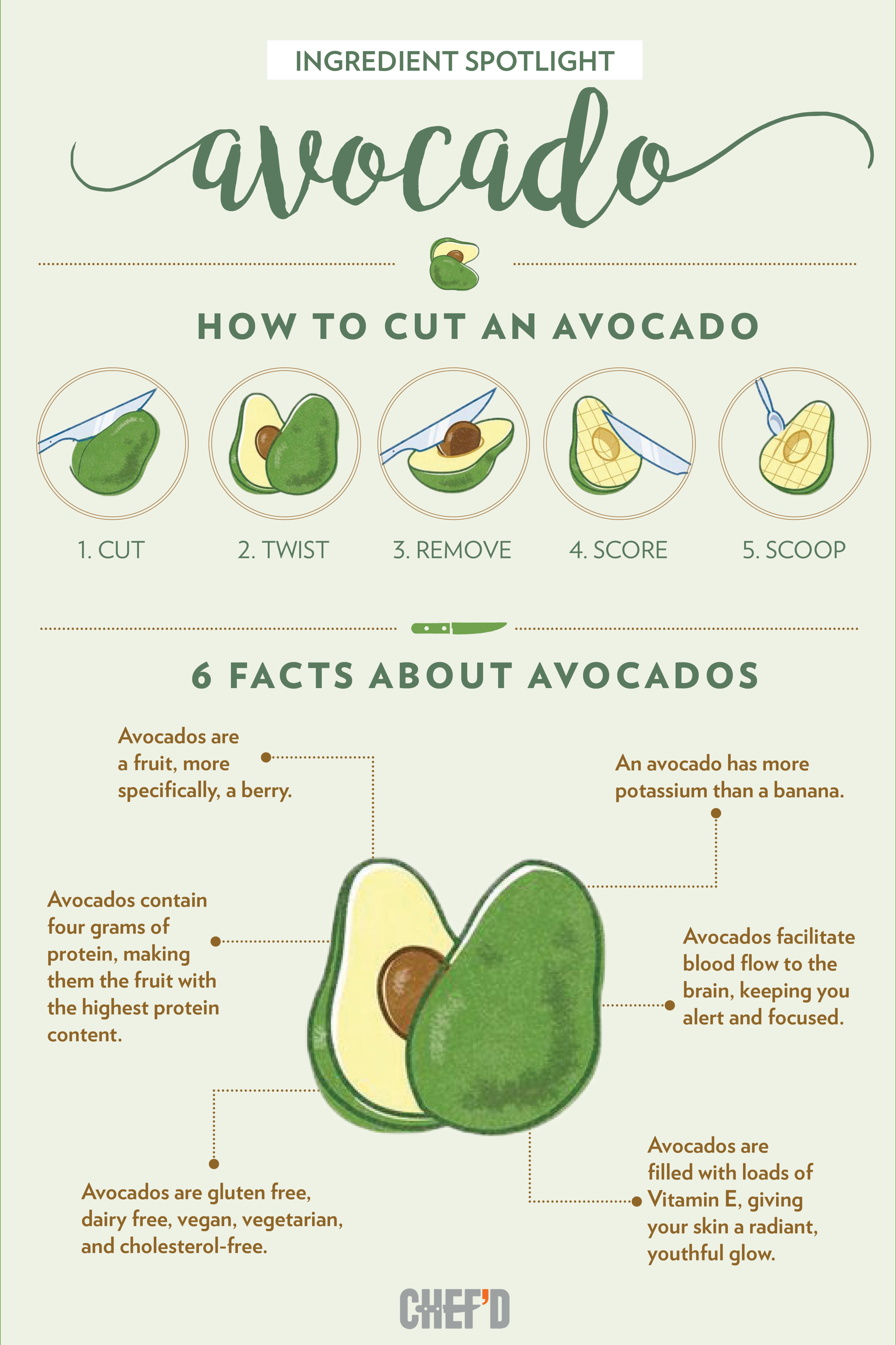 6 Surprising Facts About Avocados