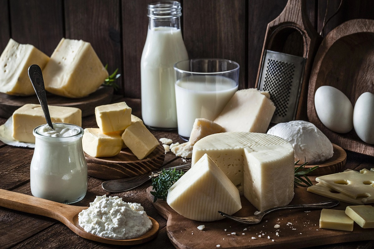 All About Dairy Products (30 Infographics)