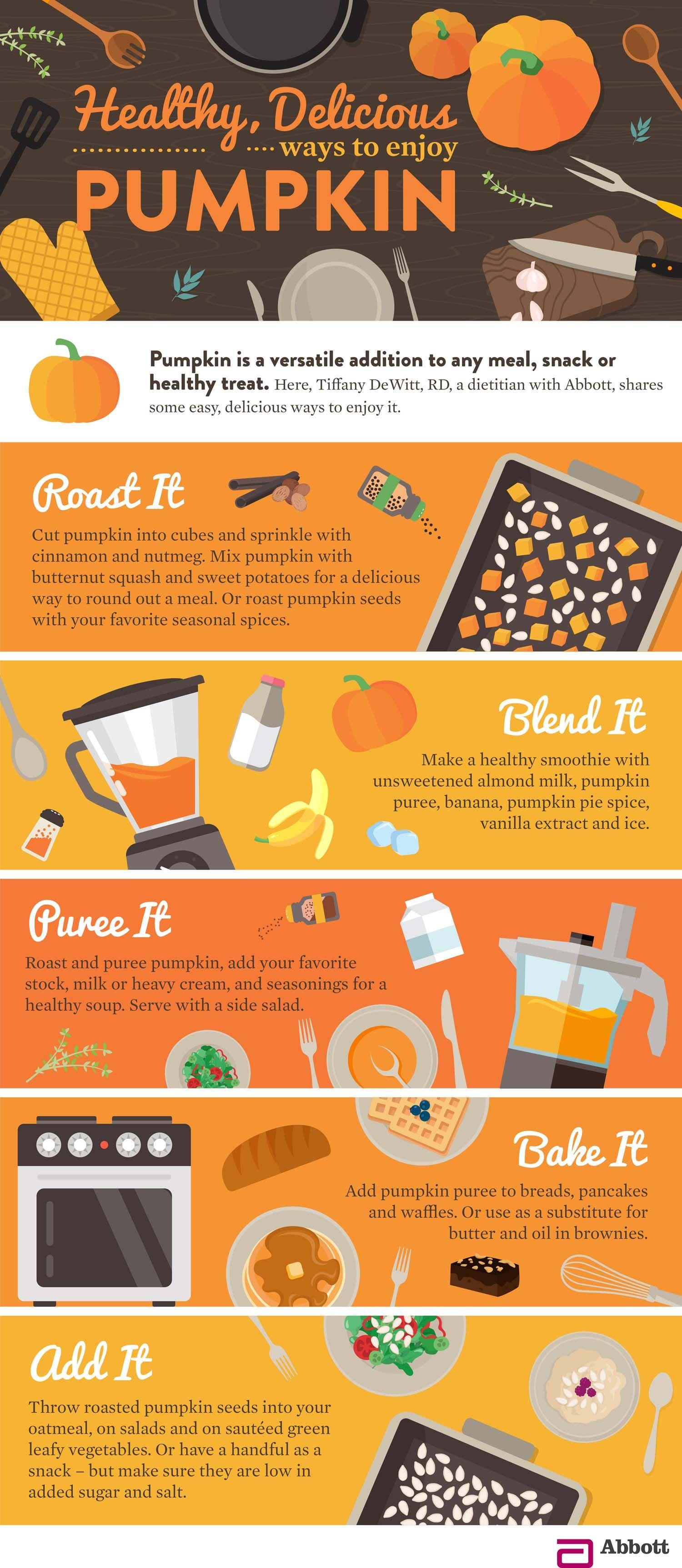 Healthy And Delicious Ways To Enjoy Pumpkin