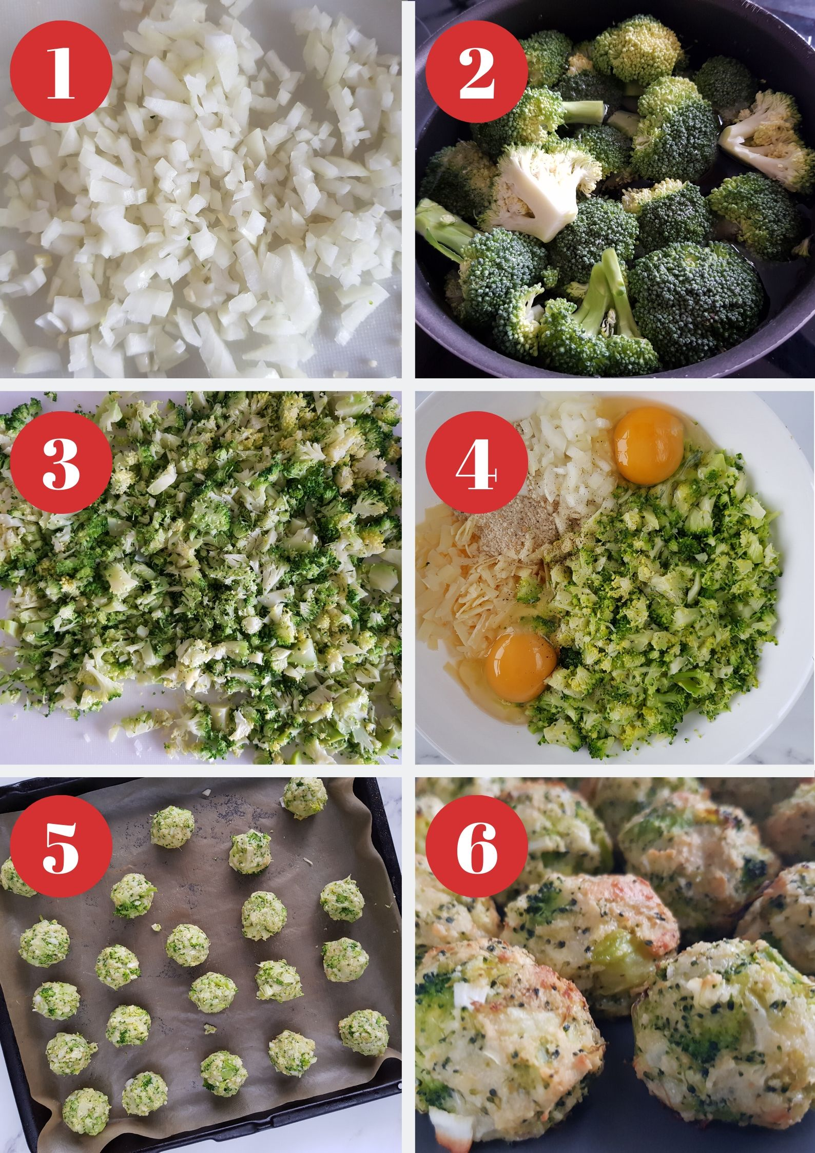 How to Make Broccoli and Cheese Balls
