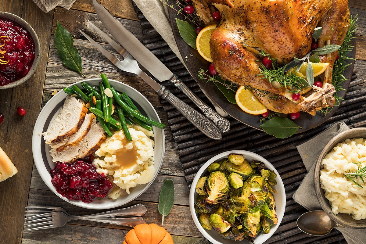 30 Infographics to Help You Prepare for Thanksgiving