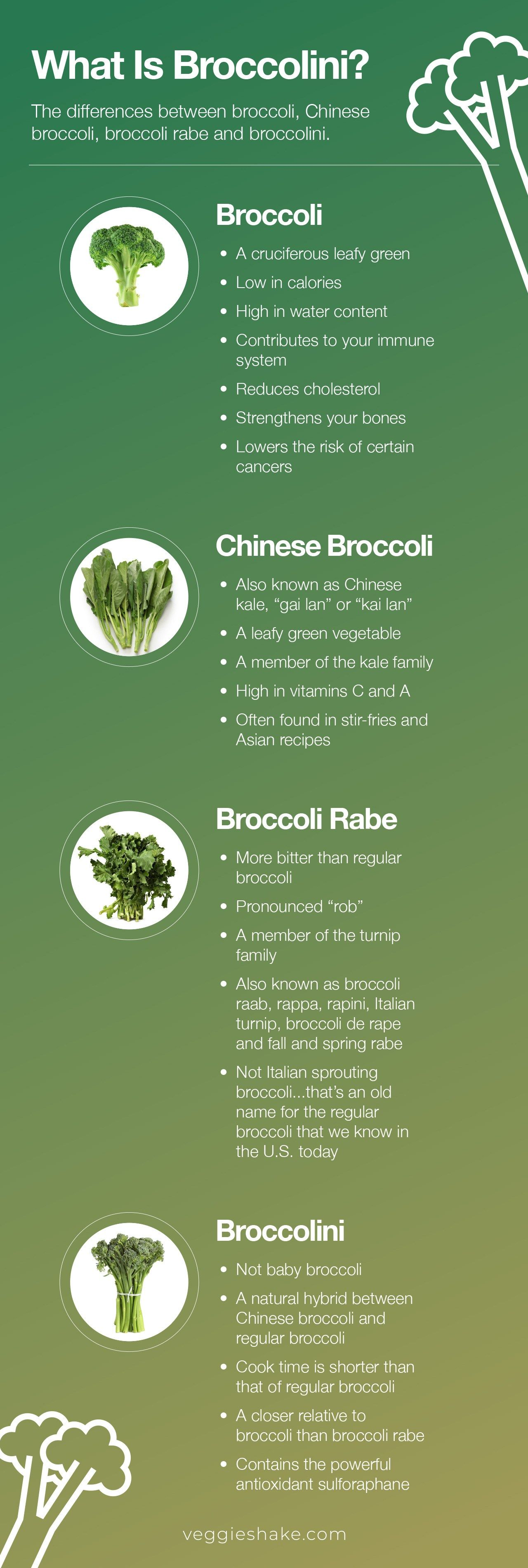 What is Broccolini