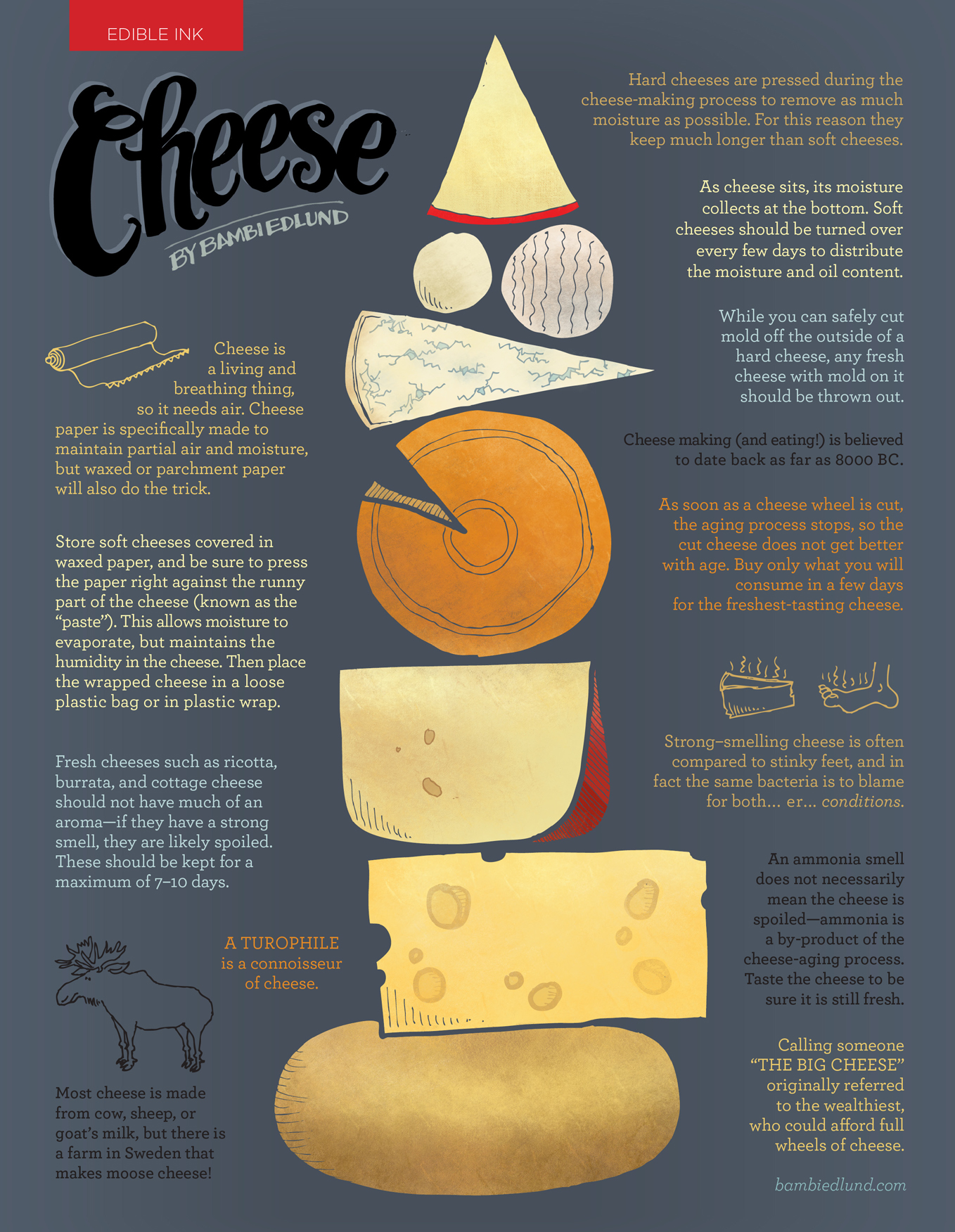 Cheese a Cultured Favorite