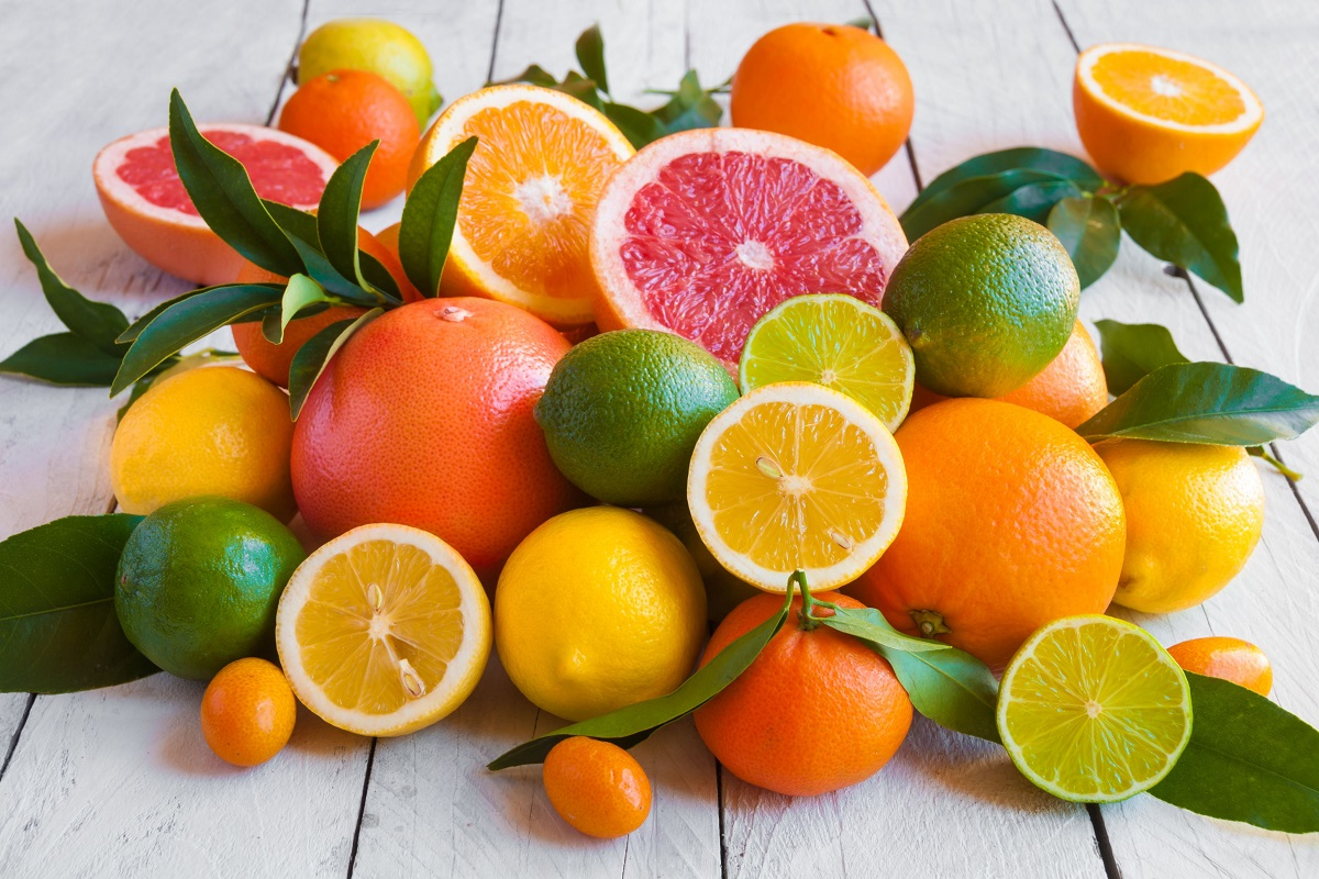 22 Useful Infographics About Citrus Fruits