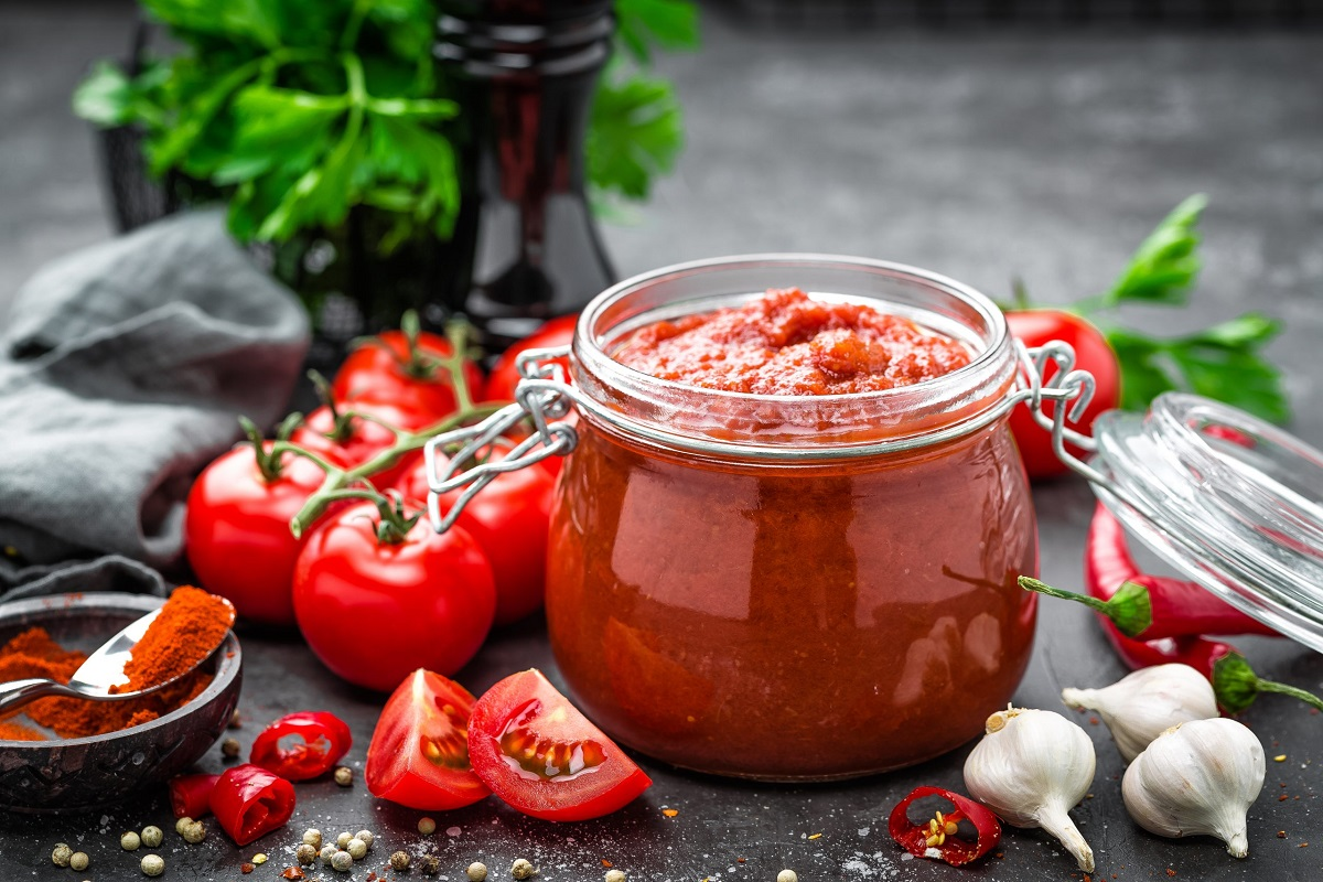 22 Useful Infographics About Sauces