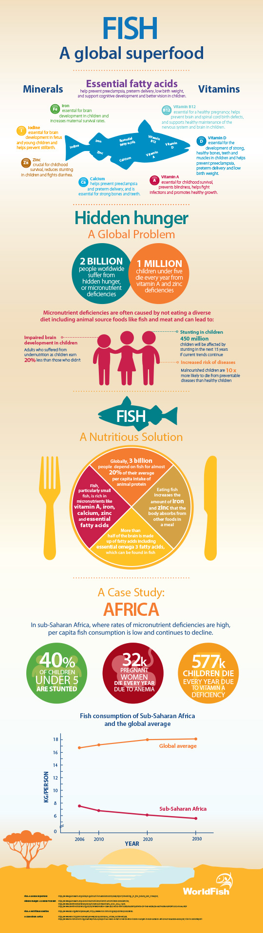 Fish a Global Superfood